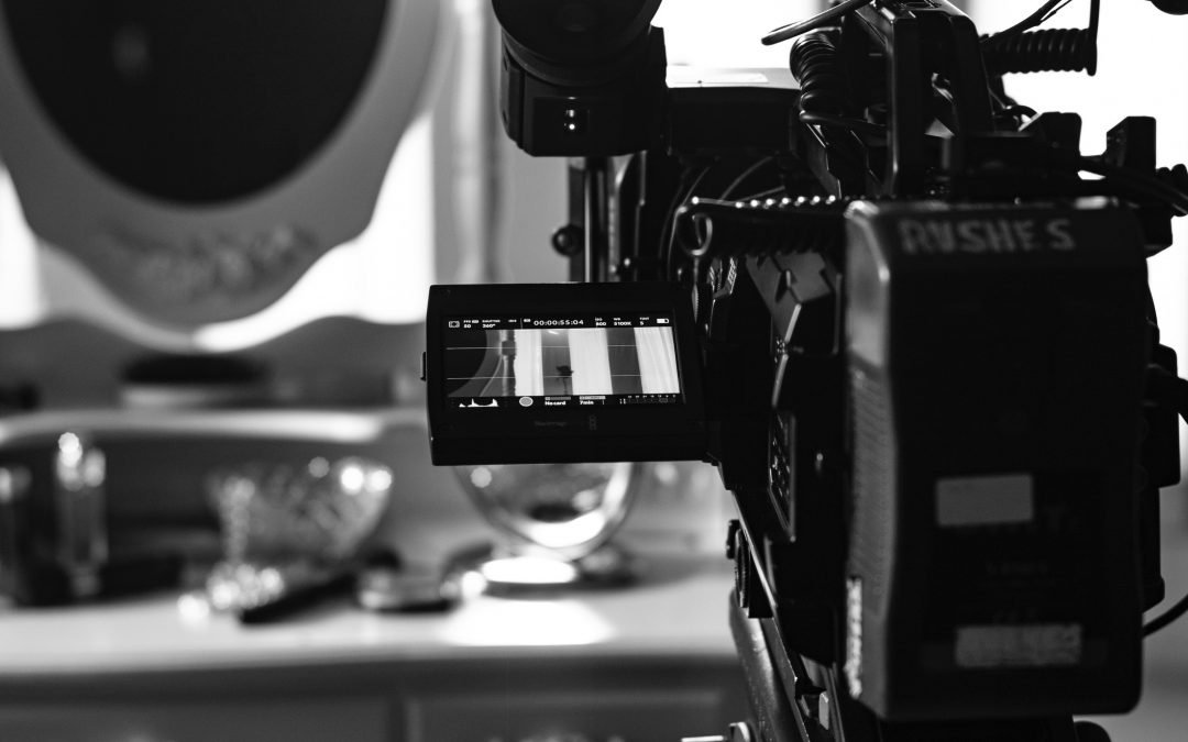CineEye video production London blog first blog featured image bw