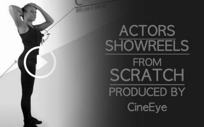 Actors Showreels From Scratch and Model Promo Video