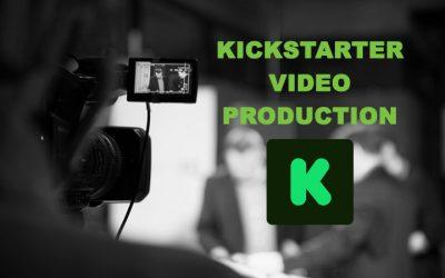 Kickstarter Video Production London UK