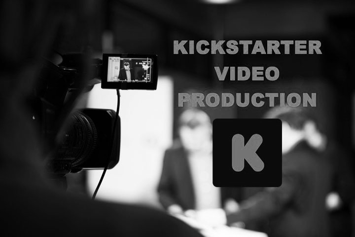 Kickstarter Video Production London UK