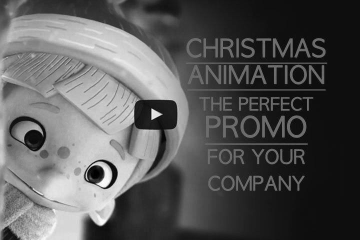 Christmas-animation-bw-cineeye-blog post featured image video production animated