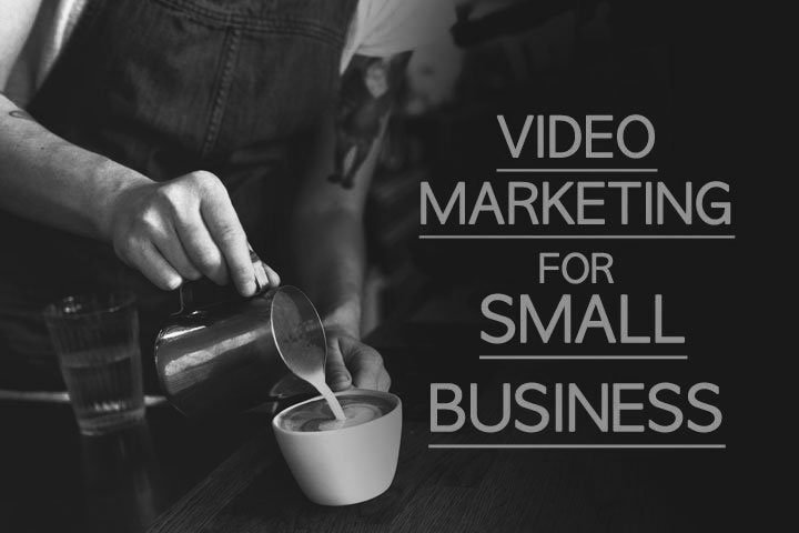 VIDEO MARKETING FOR SMALL BUSINESS CineEye Video Production Company in London Blog Post Image