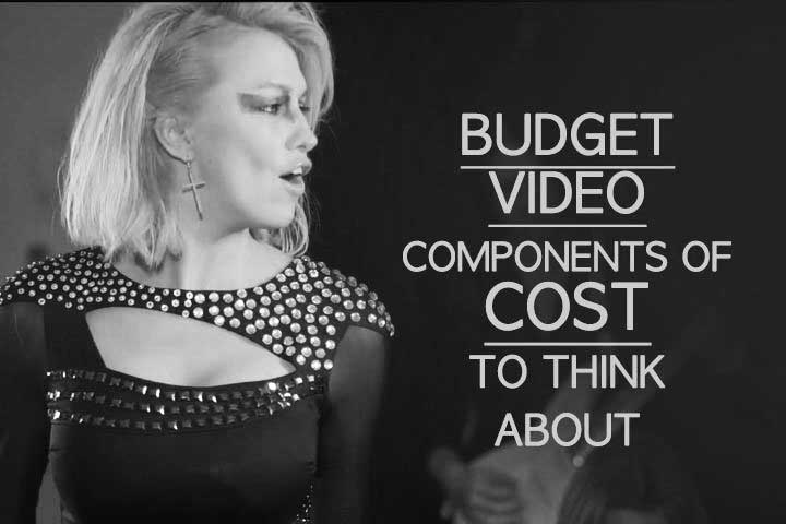 budget music video components of cost bw cineeye blog post featured image