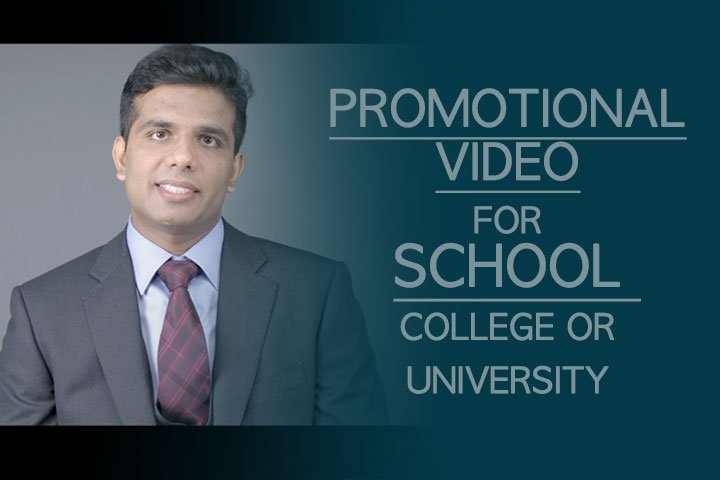 How to Create an Affordable Promotional Video for School, College or University